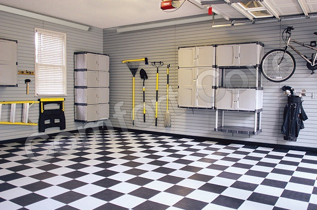 Garage Heater Electric Radiant Comfort Cove Off White