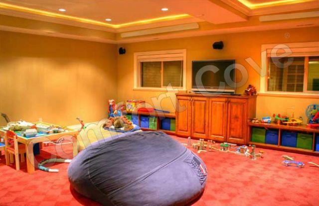 Kids Play Room Electric Heater Almond Digital Showroom