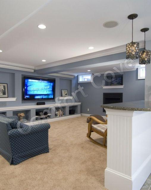Basement Heater Electric Comfort Cove - Pure White