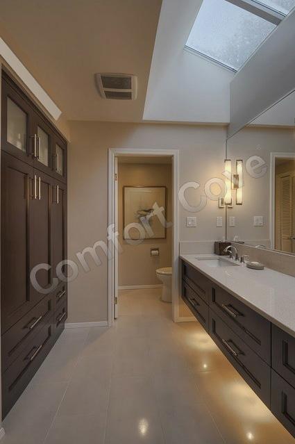 Bathroom Safe Electric Heater - Pure White | Digital ...