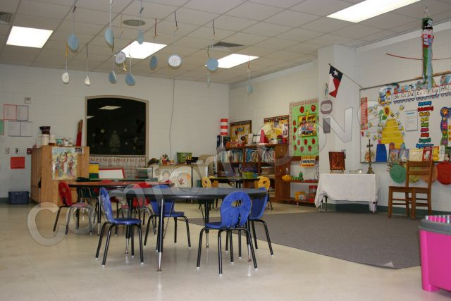 Classroom School Electric Heater Off White Digital