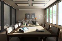 Silent Radiant Office Heater - Off White