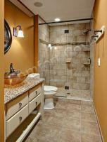 Electric Bathroom Safe Space Heater - Sandalwood