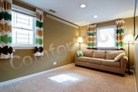 Family Room Electric Heating Off White