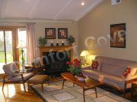 Family Room Electric Heat Off White