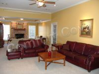 Family Room Electric Heat Almond