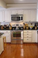 Kitchen Heater Electric Comfort Cove Off White