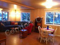 Cabin Living Room Heater - Off White